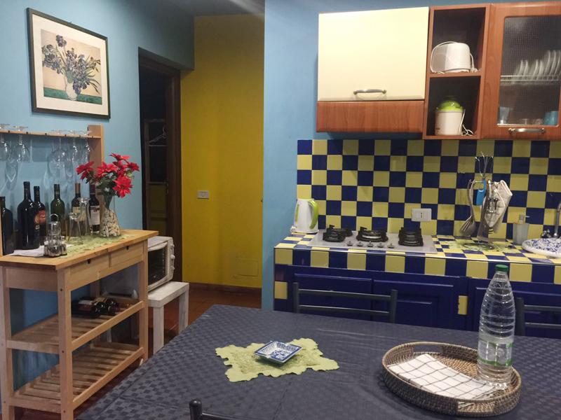 Oasi del Fiumefreddo/Casa Blu