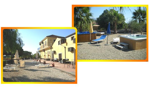 Agriturismo oasi del fiumefreddo appartamenti for Appartamenti sicilia
